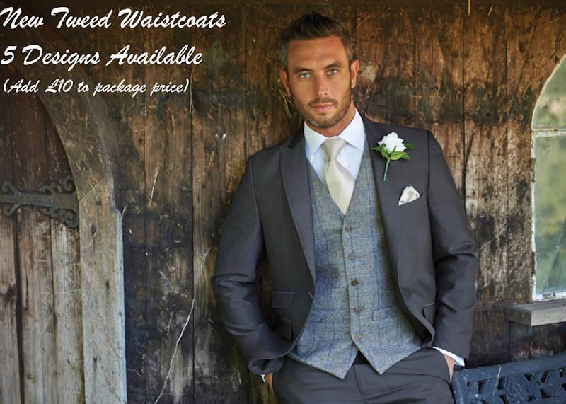 Tweed Wedding Suits | Wedding Tips and Inspiration